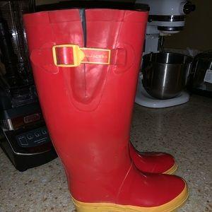 Marc Jacobs rain boots size 8